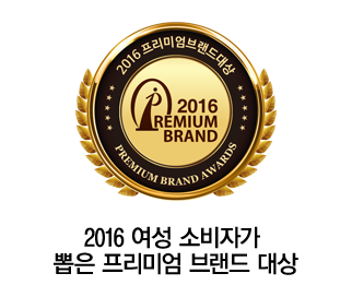 2016 프리미엄 브랜드 대상