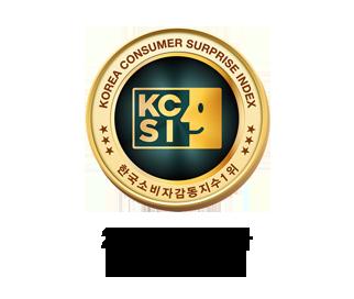 2017 한국소비자 감동지수 1위