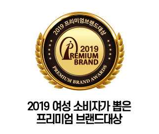 2019 여성 소비자가 뽑은 프리미엄 브랜드 대상